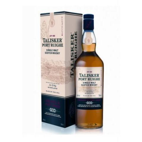 Whisky TALISKER Port Ruighe Of 45,8% - Maison du Whisky