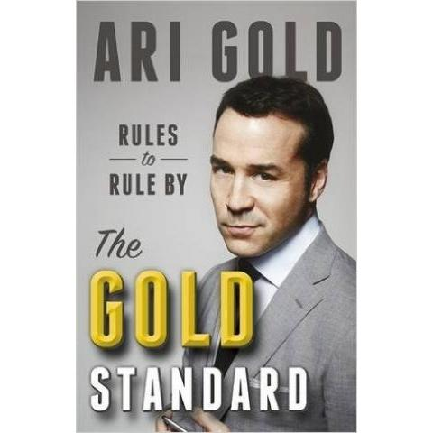 Amazon.fr - The Gold Standard: Rules to Rule By - Ari Gold - Livres