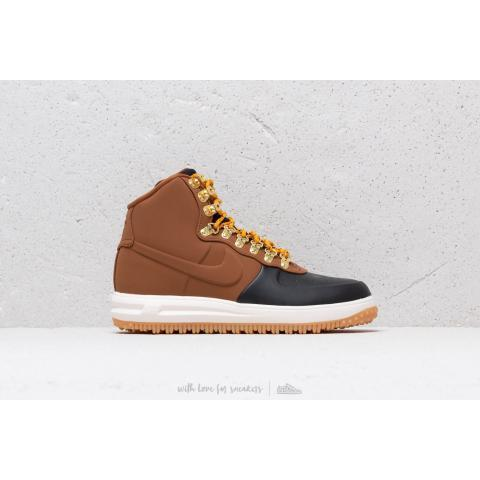 Nike Lunar Force 1 Duckboot '18 Black/ Lt British Tan-Phantom | Footshop