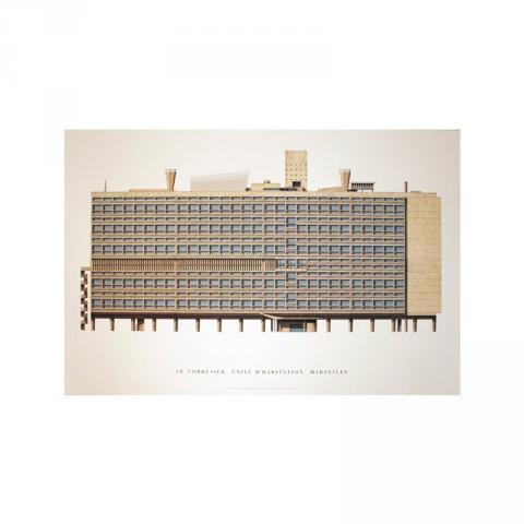 Unite d'Habitation, Marseille by Le Corbusier by TRNK - Dwell