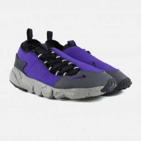 AIR FOOTSCAPE NM COURT PURPLE / BLACK LIGHT / TAUPE