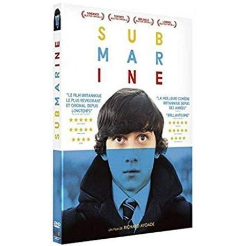 Submarine-(DVD): Amazon.fr: Craig Roberts, Sally Hawkins, Yasmin Paige, Richard Ayoade: DVD & Blu-ray