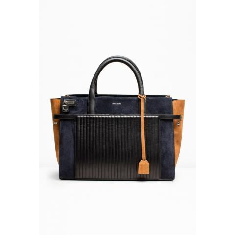 Candide Large Tricolor Bag | Zadig & Voltaire
