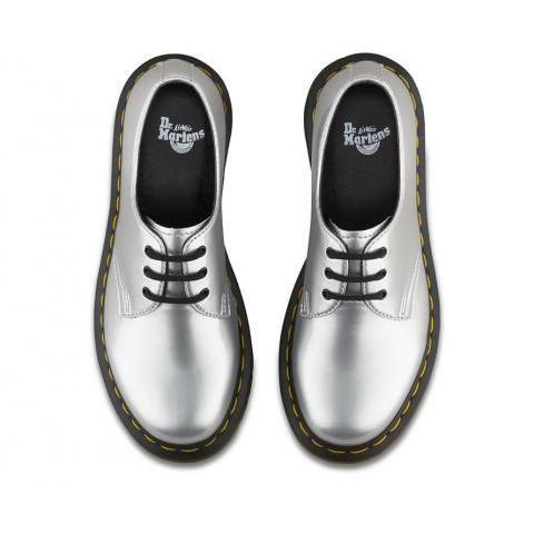 1461 Chrome vegan | Chaussures | The Official FR Dr Martens Store