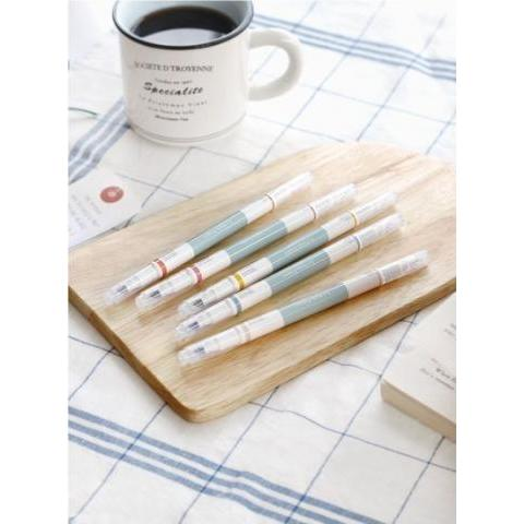 MochiThings: Retro Dual Deco Pen Set