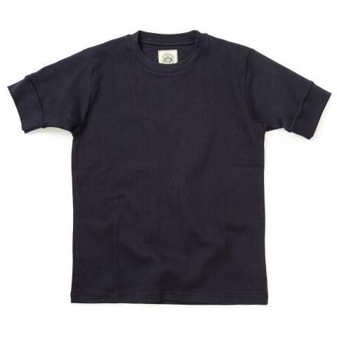 North Sea Clothing Short Sleeve Crew Navy