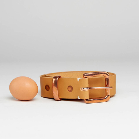Alfie Nine -  Wide Leather Belt | Alfie Douglas - ORIGINAL.SINGULAR.INGENIOUS.HANDMADE IN ENGLAND