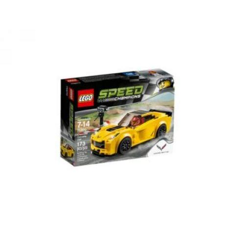 Chevrolet Corvette Z06 - 75870 | Speed Champions | LEGO Shop