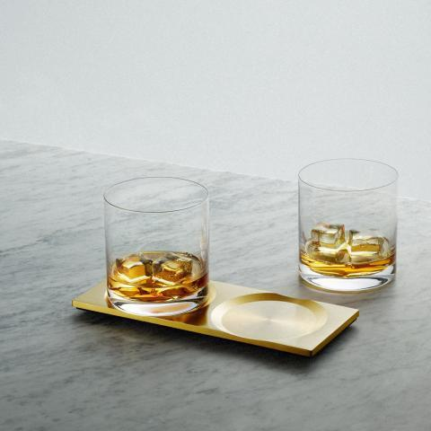 MACHINED / WHISKY / BRASS - Accessories