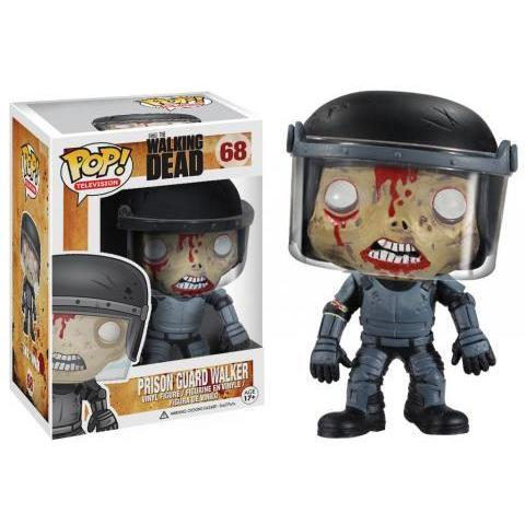 Pop! TV: The Walking Dead - Prison Yard Zombie | Funko