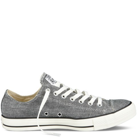 Converse - Chuck Taylor Woven - Low - Black