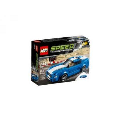 Ford Mustang GT - 75871 | Speed Champions | LEGO Shop