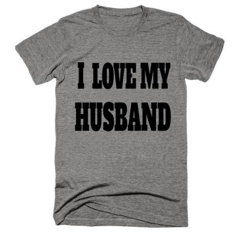 I Love My Husband – little cutees