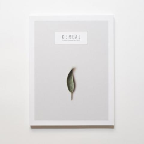 Cereal - Volume 3 - Librairie  | Home and Paper