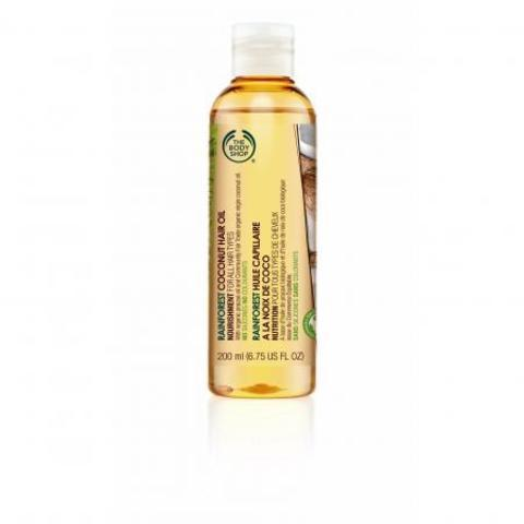 Huile Noix de Coco Rainforest -Soins | The Body Shop