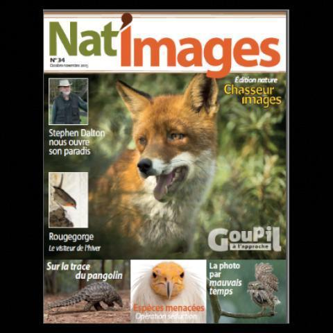 NAT'IMAGES 34 - OCT-NOVEMBRE 2015 - Boutique Chasseur d'Images