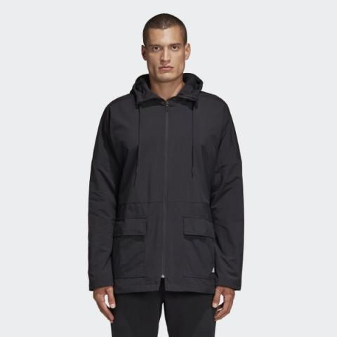 adidas ID Shell Jacket - Black | adidas UK