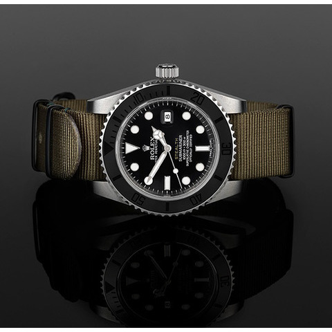 Project x British Military Stealth Rolex | Anchor Division