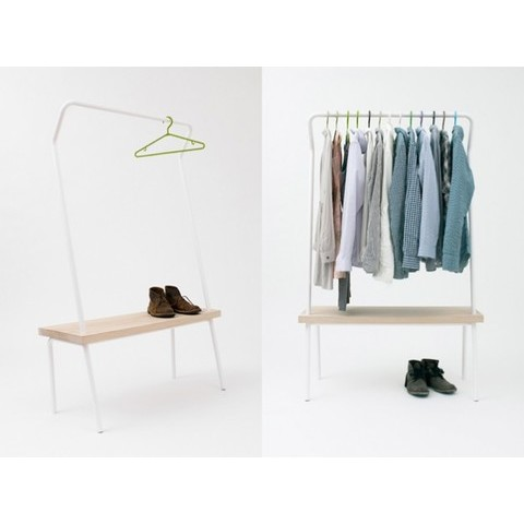 Vik & Fougere bench rack « Contemporary Standard
