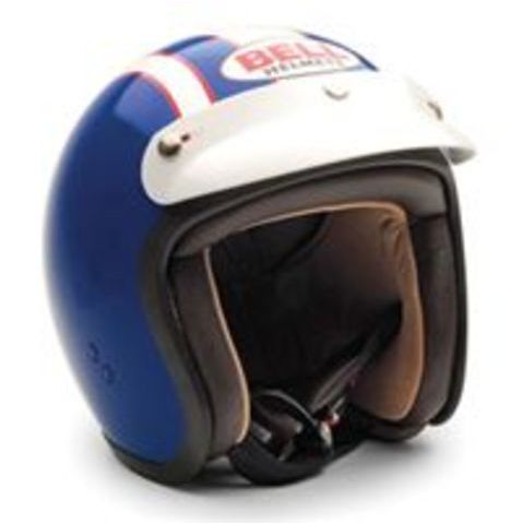 Steve McQueen Bell helmet on sale - | Motorcycle Helmets | Motorcycle Clothing Reviews| MCN