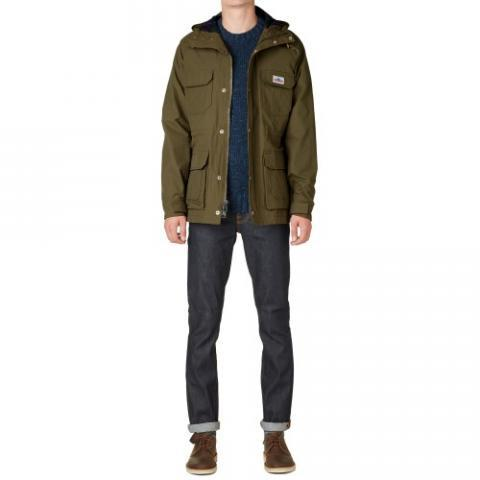 Penfield Kasson 60/40 Mountain Parka (Lichen)