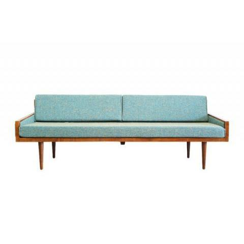 Mid Century Modern Daybed with arms Executive by CasaraModernShop