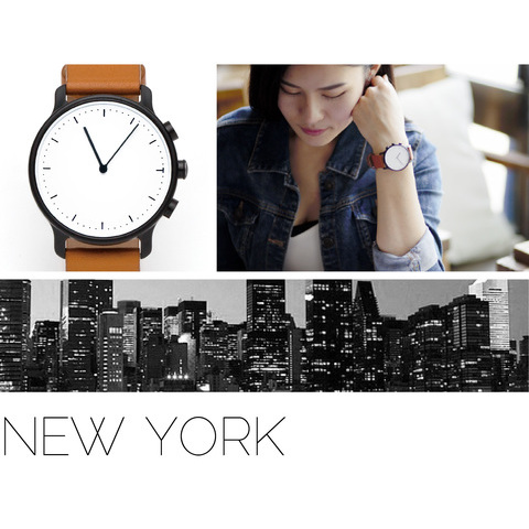 nevo - the first minimalist connected watch | Indiegogo