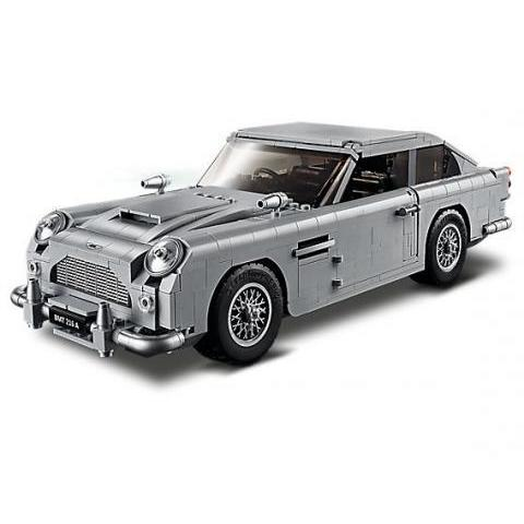 James Bond™ Aston Martin DB5 - 10262 | Creator Expert | LEGO Shop