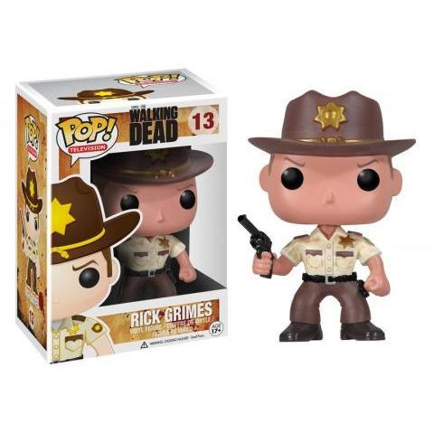 Pop! TV: The Walking Dead - Rick Grimes | Funko