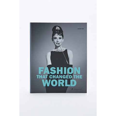 Livre Fashion That Changed the World - Urban Outfitters