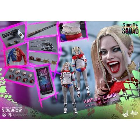 DC Comics Harley Quinn Sixth Scale Figure by Hot Toys | Sideshow Collectibles