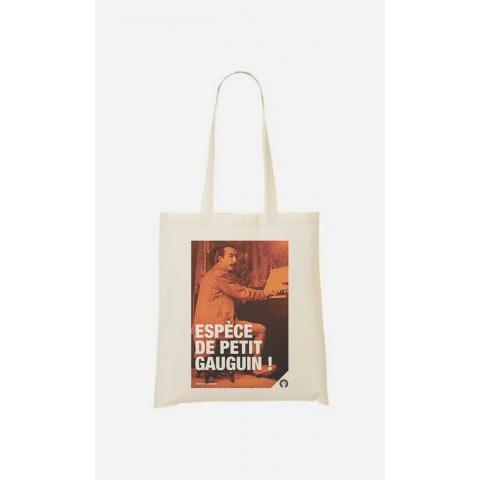 Tote Bag Petit Gauguin en collaboration avec Fists et Lettres – Wooop Art Shop