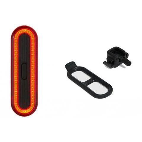 Beryl Burner Brake Rear Light - 200 lumen | BIKE LIGHTS | Evans Cycles