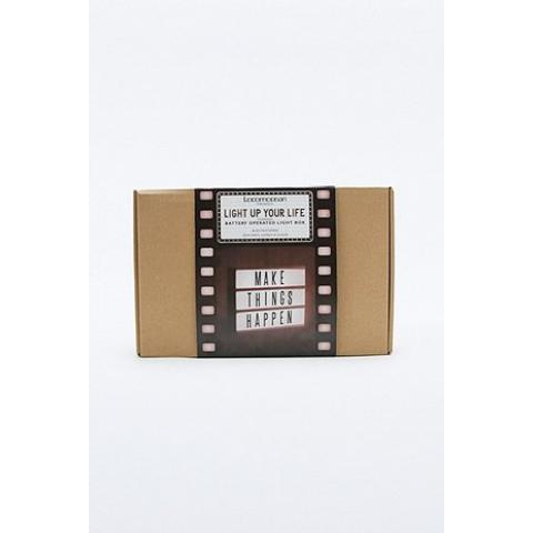 Light Up Your Life A4 Light Box - Urban Outfitters