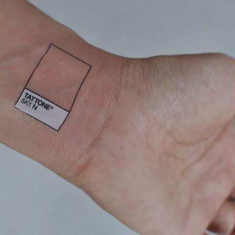 Tattly™ Designy Temporary Tattoos — Tattone
