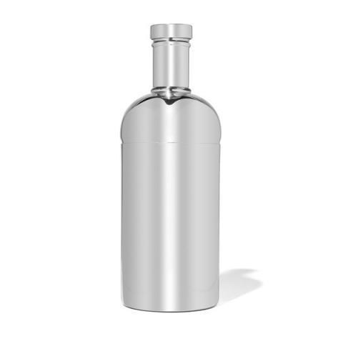 Sokichi Japanese Stainless Steel Bottle Shaped Cocktail Shaker - MAN of the WORLD Online Destination for Men's Lifestyle