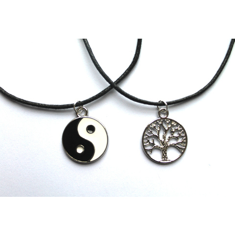 Indie jewel — Yin Yang or Tree of life