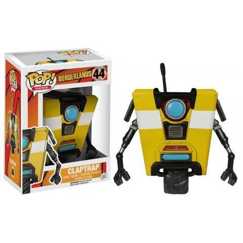 Pop! Games: Borderlands - Claptrap | Funko