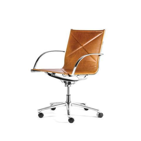 Joint 1211 Swivel Chair – SKANDIUM