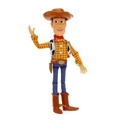 Figurine Woody parlante | Figurines d'action  | Disney Store
