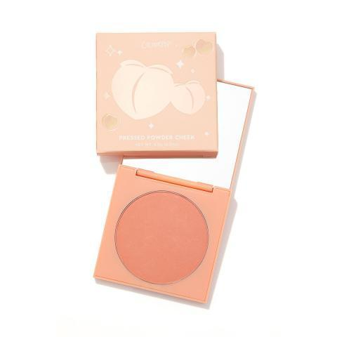 Fresh N' Peachy Pressed Powder Blush | ColourPop