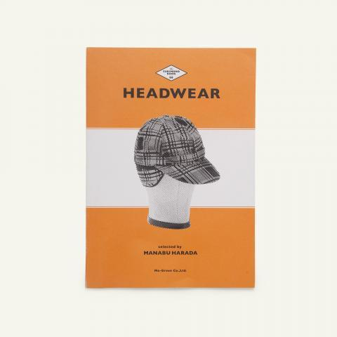 The Sukimono Book 8: Headwear - Manabu Harada at Kinoko | Kinoko
