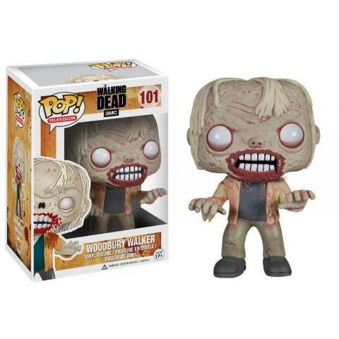 Pop! TV: The Walking Dead - Woodbury Walker | Funko
