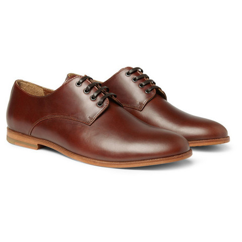 B Store New Mario Leather Shoes | MR PORTER