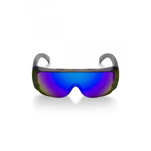 O.G. Grandma Blue Mirrored Sunglasses | The Le Sailors