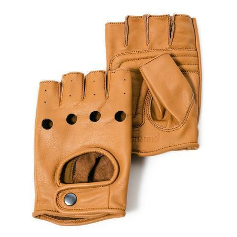 Gants Thousand Bullitt Cuir Veritable - Vélo ou Trottinette – Weebot