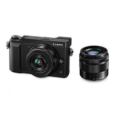 Panasonic DMC-GX80HEFK Appareil photo DSLM 16,84 Mpix Noir/Argent/Marron: Panasonic: Amazon.fr: Photo & Caméscopes