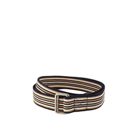 ASOS Stripe D Ring Web Belt