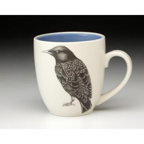 Mug: Starling - Black Birds - Collections