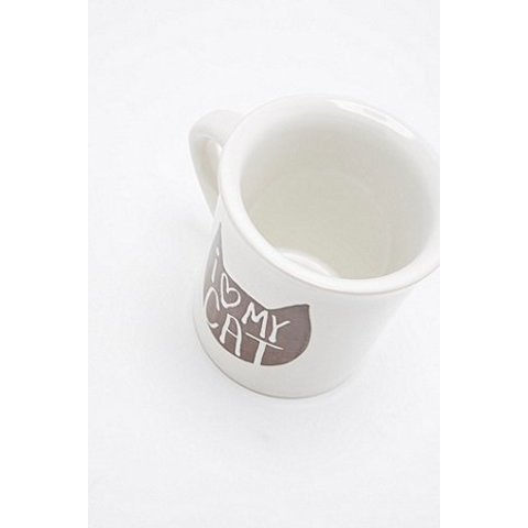 Tasse I Love My Cat - Urban Outfitters